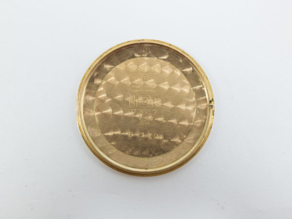 Orologio LONGINES Carica manuale cal 19.4 Vintage oro 18kt Uomo 50vv16